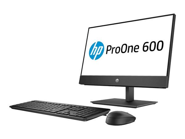 HP ProOne 600 G4, All-in-one stationary computer