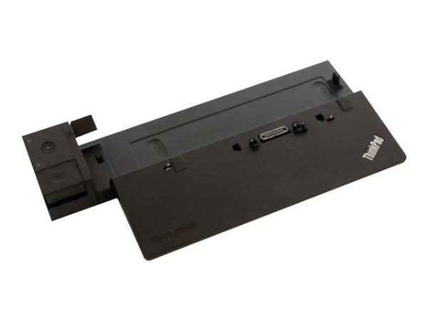 Lenovo ThinkPad Ultra Dock - port replicator - VGA, DVI, HDMI, 2 x DP